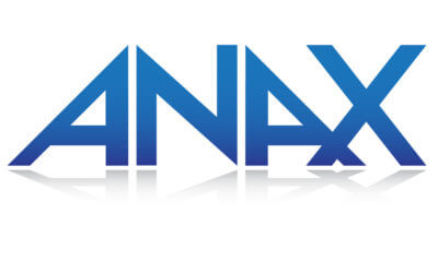 ANAX Featured Logo